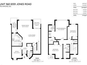 360 8333 Jones Road, Richmond