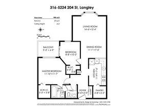 316 5224 204 Street, Langley