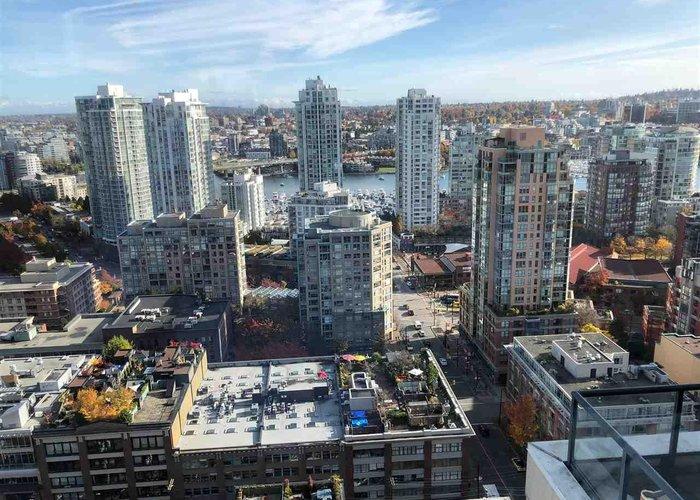 2603 1155 Homer Street, Vancouver