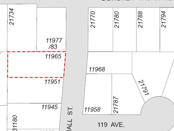 11965 Hall Street, Maple Ridge