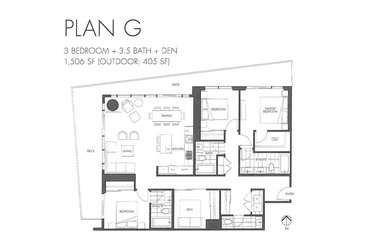 Sold 707 4650 Brentwood Boulevard Burnaby On March 2021 View Sold Price Bccondosandhomes