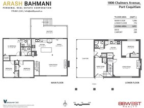 1806 Chalmers Avenue, Port Coquitlam