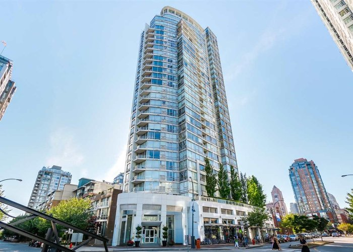 602 1201 Marinaside Crescent, Vancouver