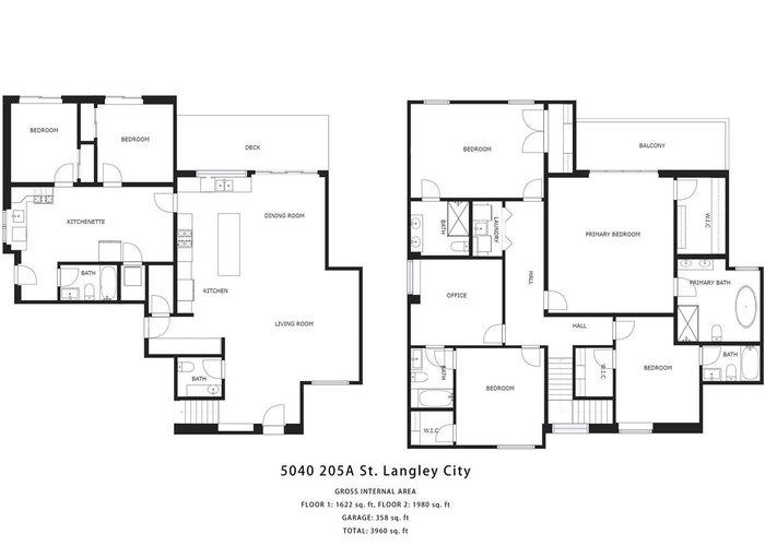 5040 205a Street, Langley