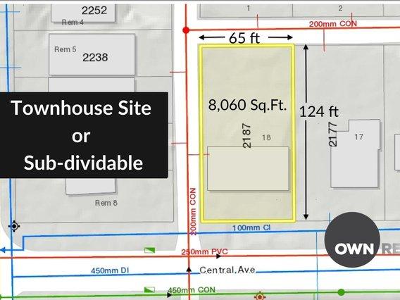 2187 Central Avenue, Port Coquitlam