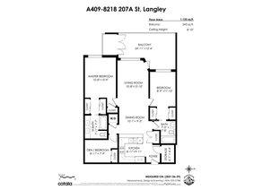 A409 8218 207a Street, Langley