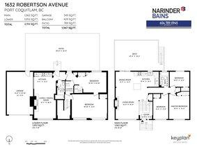 1632 Robertson Avenue, Port Coquitlam