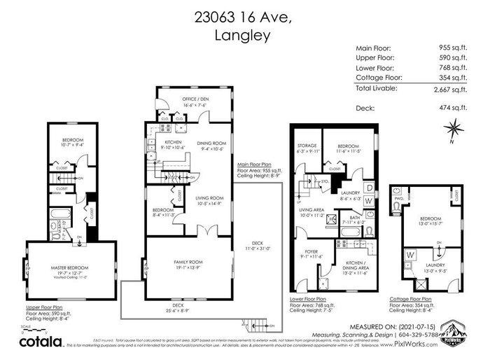 23063 16 Avenue, Langley