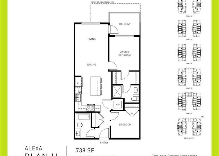 B518 20834 80 Avenue, Langley