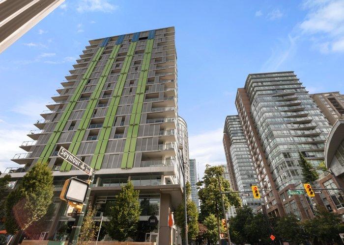 1601 999 Seymour Street, Vancouver