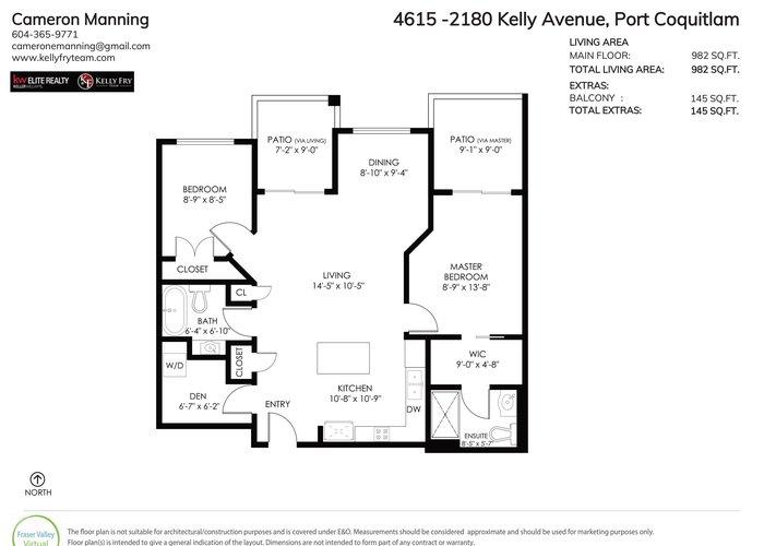 4615 2180 Kelly Avenue, Port Coquitlam