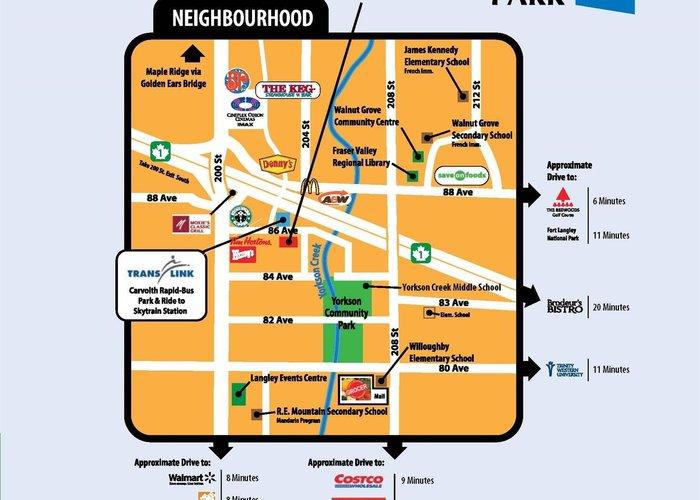 201 20325 85 Avenue, Langley