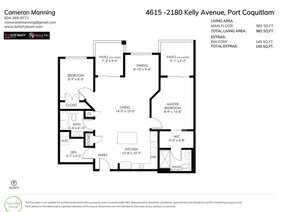 4515 2180 Kelly Avenue, Port Coquitlam