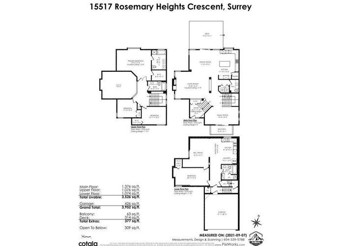 15517 Rosemary Heights Crescent, Surrey