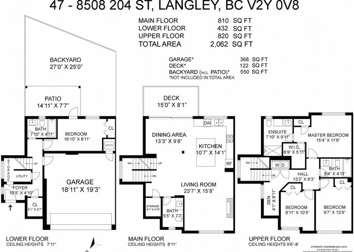 47 8508 204 Street, Langley