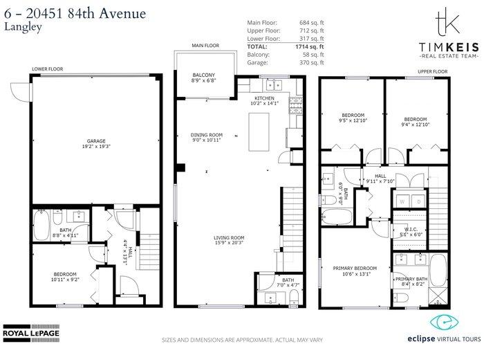 6 20451 84 Avenue, Langley