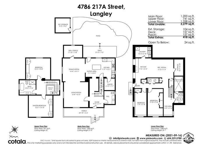4786 217a Street, Langley