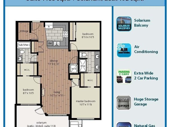 213 20325 85 Avenue, Langley