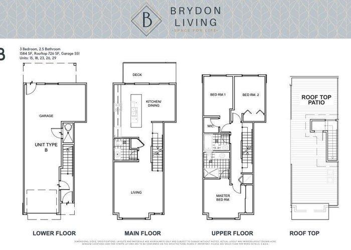 15 5476 Brydon Crescent, Langley