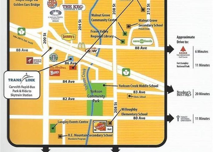 105 20367 85 Avenue, Langley