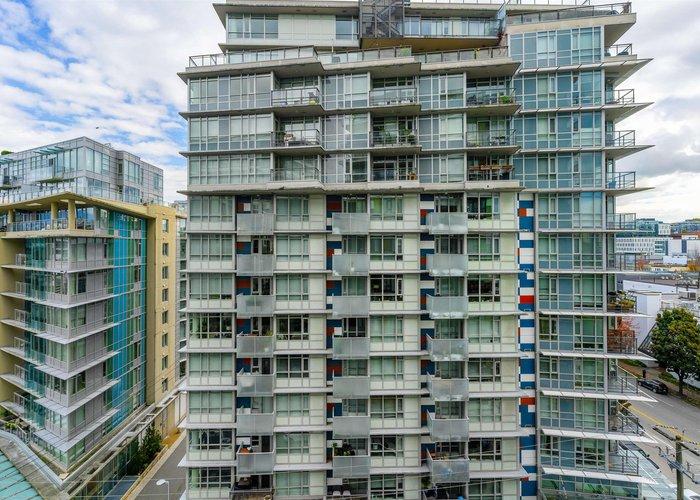 909 1783 Manitoba Street, Vancouver