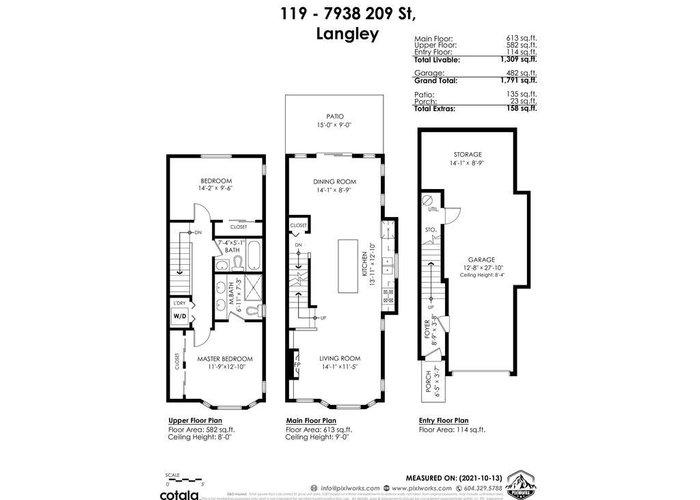 119 7938 209 Street, Langley