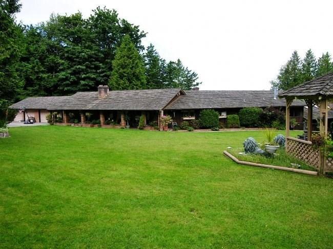 R2069505 - 19459 0 AVENUE, Hazelmere, Surrey, BC - House with Acreage