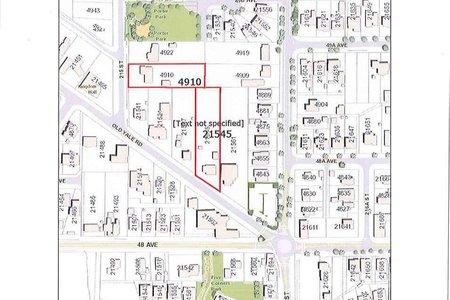 R2076889 - 4910 215 STREET, Murrayville, Langley, BC - House/Single Family