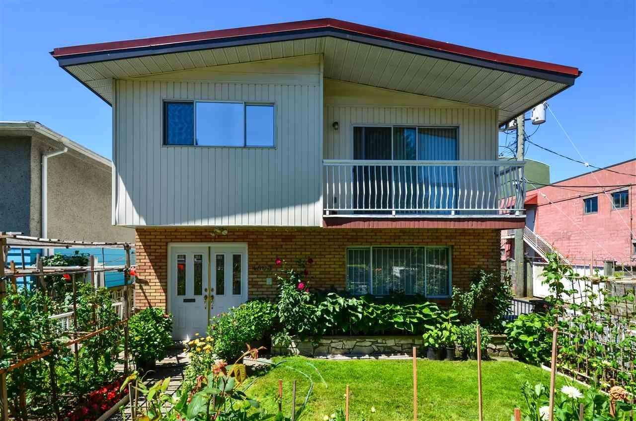 R2085037 - 4863 BALDWIN STREET, Victoria VE, Vancouver, BC - House/Single Family