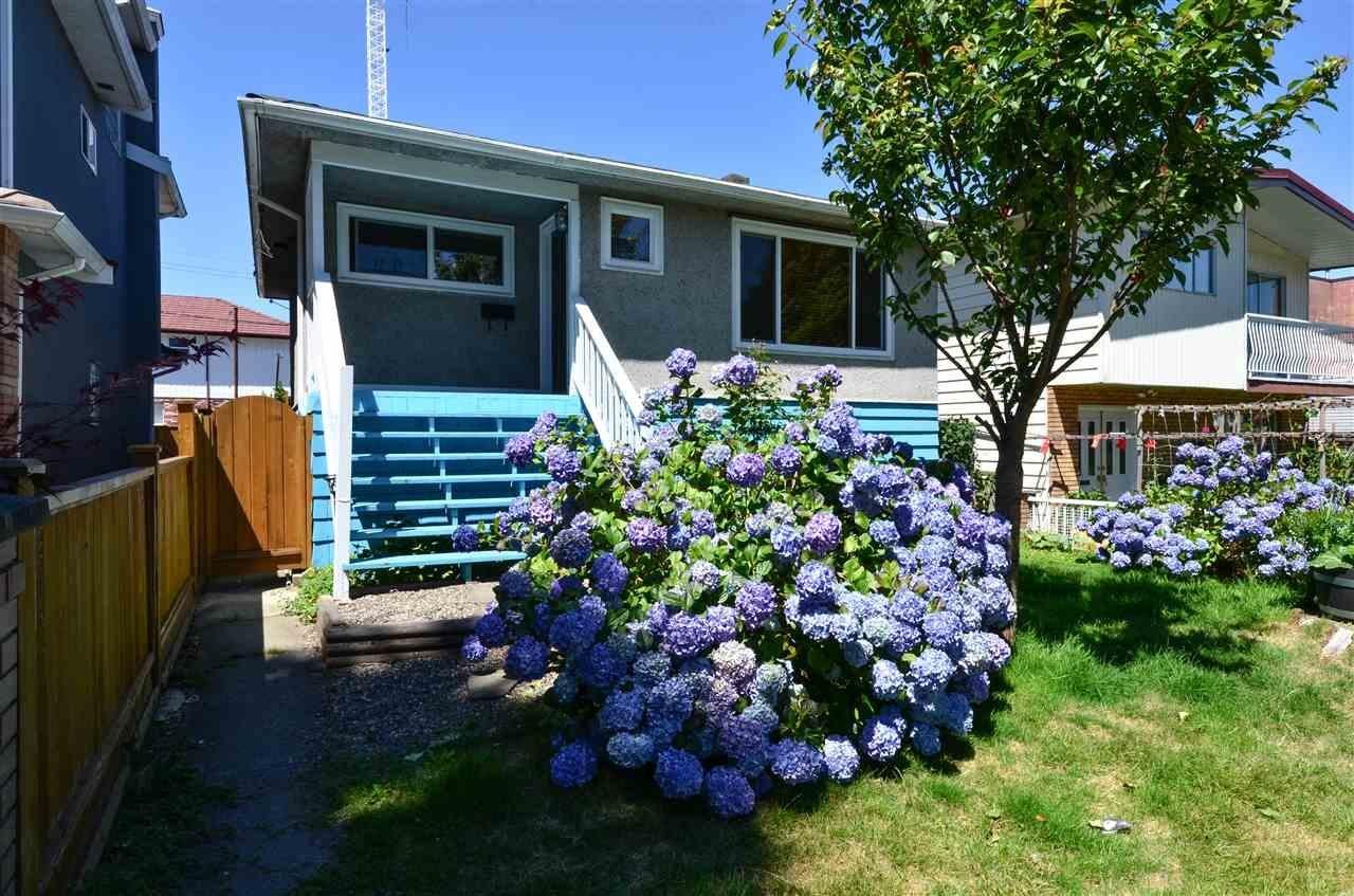 R2085046 - 4873 BALDWIN STREET, Victoria VE, Vancouver, BC - House/Single Family