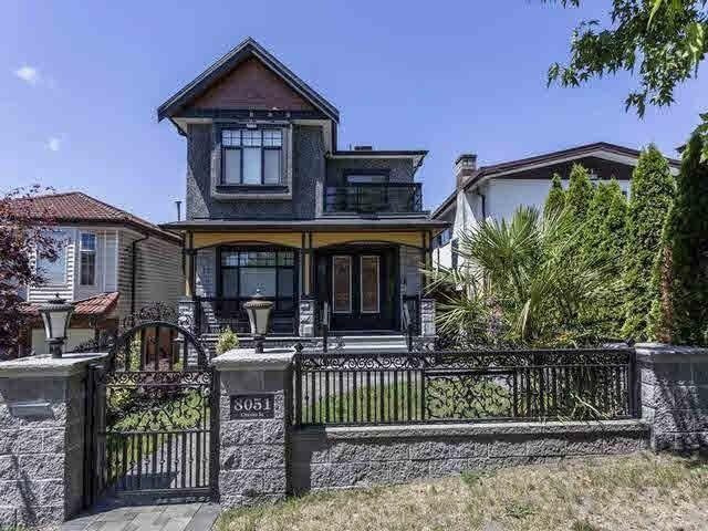 R2093780 - 8051 CHESTER STREET, South Vancouver, Vancouver, BC - House/Single Family