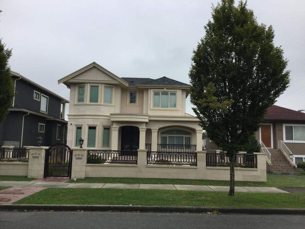 R2098196 - 40 E 48TH AVENUE, Main, Vancouver, BC - House/Single Family