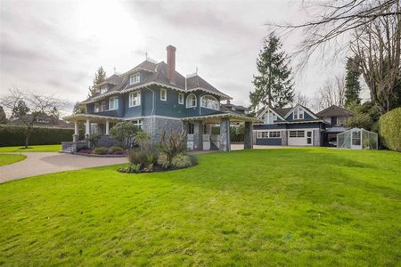R2101757 - 3589 GRANVILLE STREET, Shaughnessy, Vancouver, BC - House/Single Family