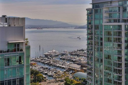 R2104593 - 1901 1680 BAYSHORE DRIVE, Coal Harbour, Vancouver, BC - Apartment Unit