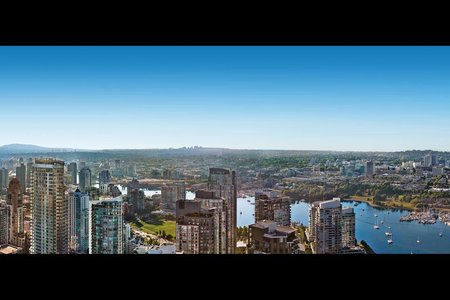 R2108599 - 4706 1480 HOWE STREET, Yaletown, Vancouver, BC - Apartment Unit