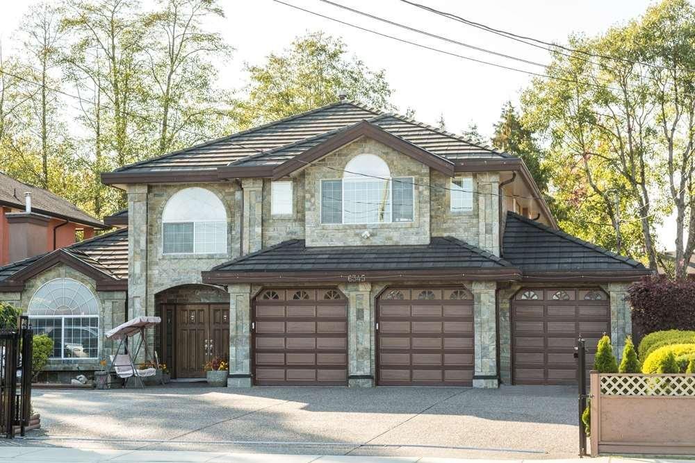 R2110378 - 6345 132 STREET, Panorama Ridge, Surrey, BC - House/Single Family