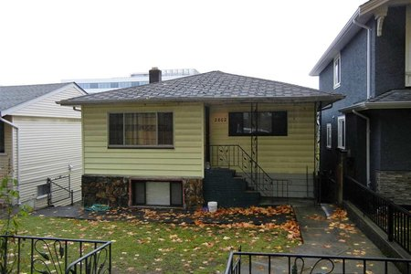 R2116466 - 2862 E 10TH AVENUE, Renfrew VE, Vancouver, BC - House/Single Family
