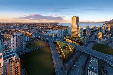 R2118139 - 3609 1480 HOWE STREET, Yaletown, Vancouver, BC - Apartment Unit