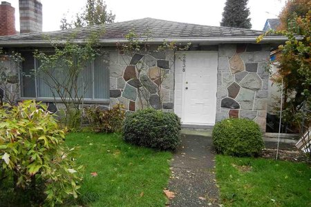 R2119241 - 2838 E BROADWAY, Renfrew VE, Vancouver, BC - House/Single Family