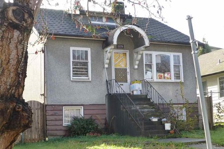 R2123332 - 1378 E 21ST AVENUE, Knight, Vancouver, BC - House/Single Family