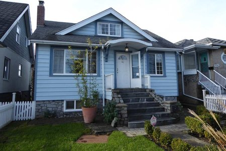 R2123441 - 2779 NANAIMO STREET, Grandview VE, Vancouver, BC - House/Single Family