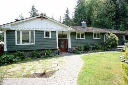 R2123664 - 3640 MATHERS AVENUE, Westmount WV, West Vancouver, BC - House/Single Family