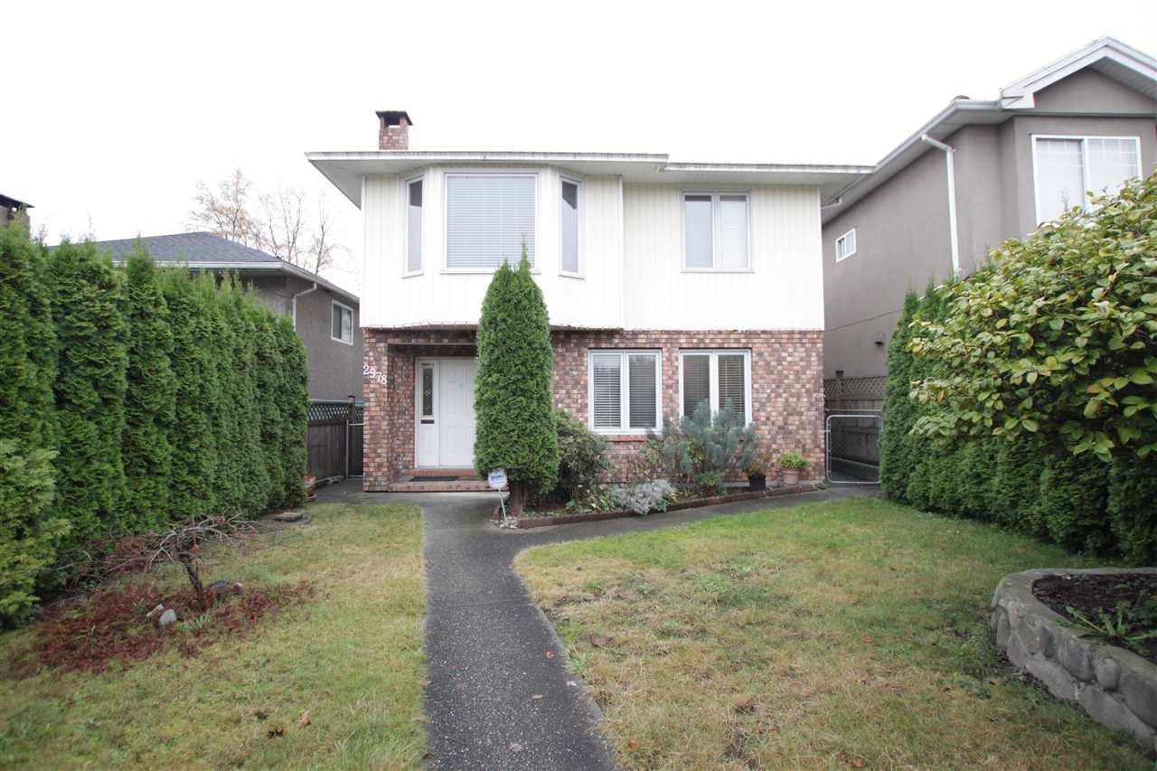 R2124161 - 2978 GRANDVIEW HIGHWAY, Renfrew Heights, Vancouver, BC - House/Single Family