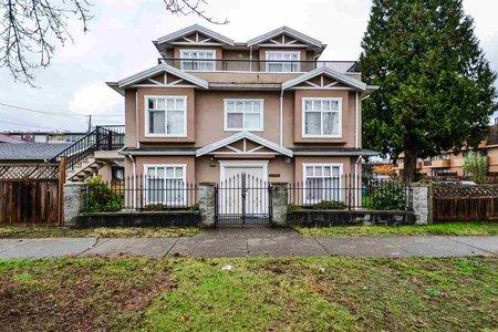 R2124426 - 2255 E 30TH AVENUE, Victoria VE, Vancouver, BC - House/Single Family