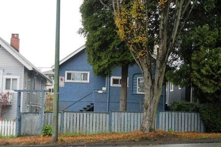 R2124543 - 2567 E BROADWAY, Renfrew VE, Vancouver, BC - House/Single Family
