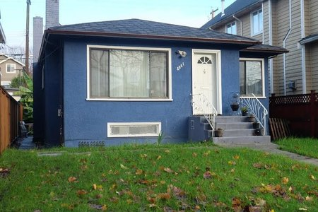 R2124639 - 2061 E BROADWAY, Grandview VE, Vancouver, BC - House/Single Family