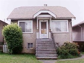 R2125565 - 742 E 57TH AVENUE, South Vancouver, Vancouver, BC - House/Single Family