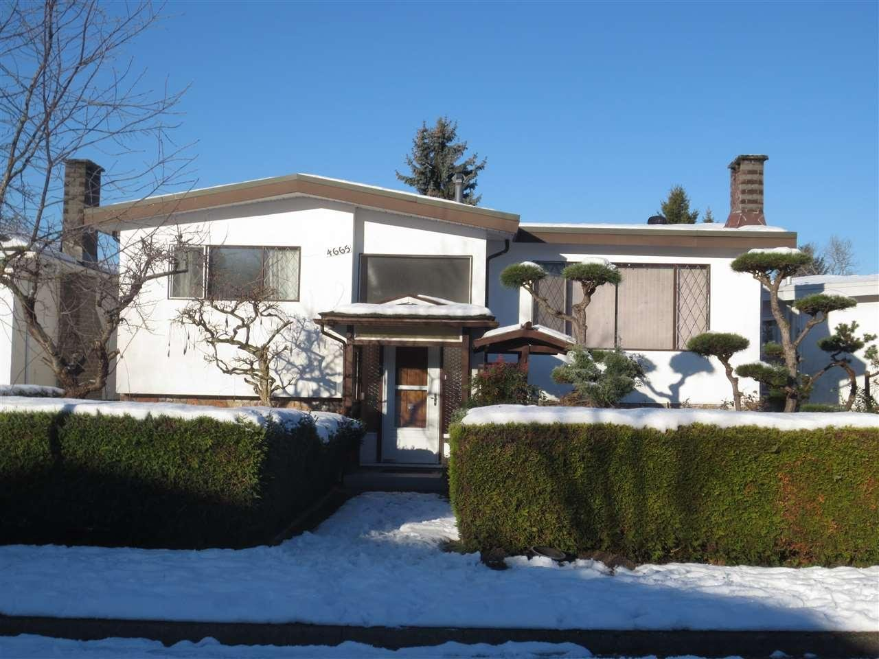 R2127717 - 4665 BALDWIN STREET, Victoria VE, Vancouver, BC - House/Single Family