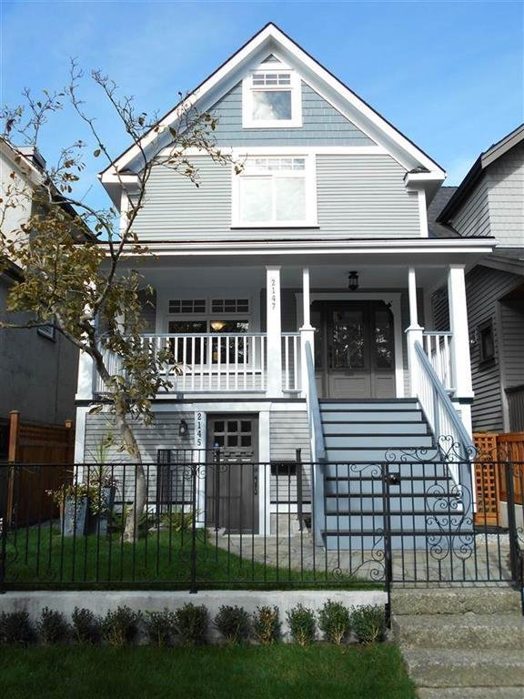 R2131192 - 2147 E PENDER STREET, Hastings, Vancouver, BC - House/Single Family