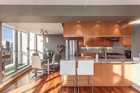 R2131862 - 2401 1238 RICHARDS STREET, Yaletown, Vancouver, BC - Apartment Unit
